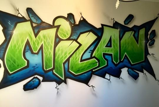 graffiti Milan