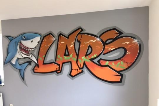 graffiti lars