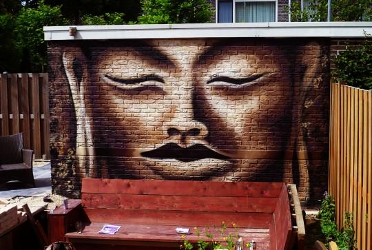 boeddha garden