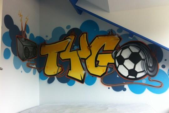 graffiti Kamer Tygo