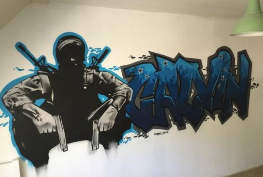 graffiti call of duty