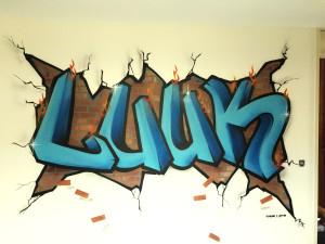 graffiti luuk