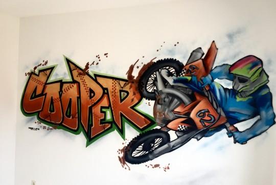 motocross Cooper