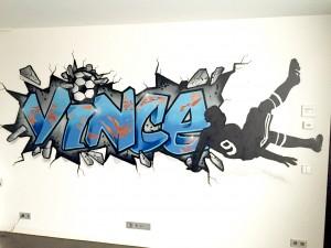 graffiti behang