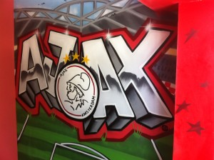 graffiti ajax