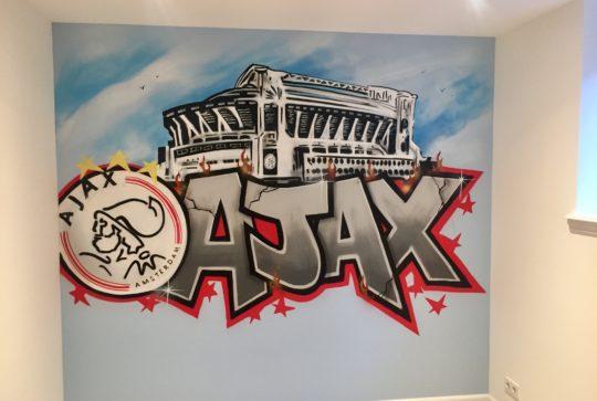 graffiti ajax 1