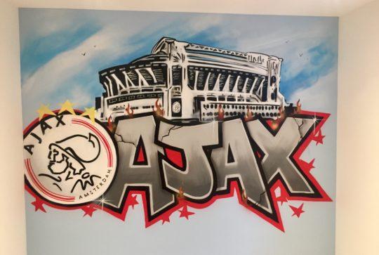 graffiti ajax 2