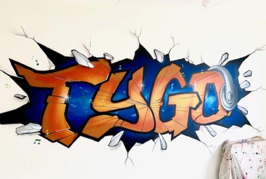 kinderkamer Tygo