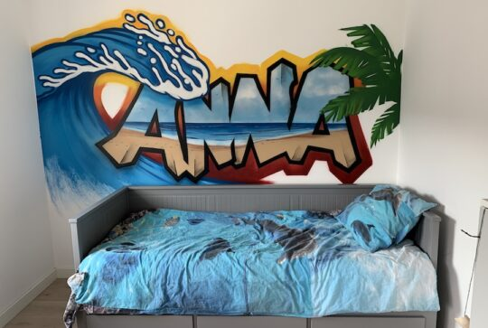 graffiti anna