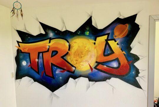 ruimtekamer troy